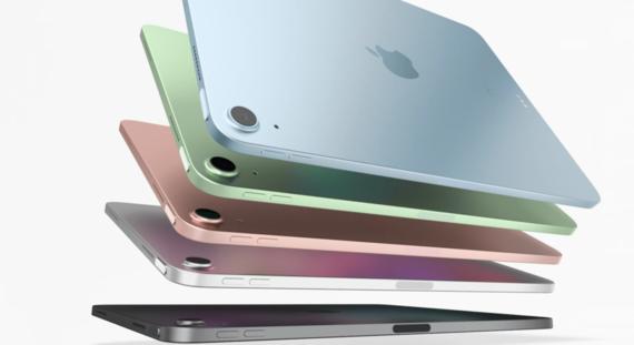 Apple представила новые iPad Air и iPad 8: фото, стоимость