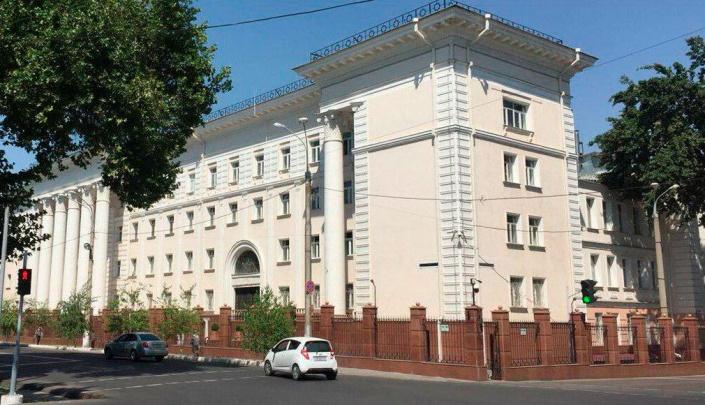 Бывшее здание СГБ выкупили за 210 миллиардов сумов