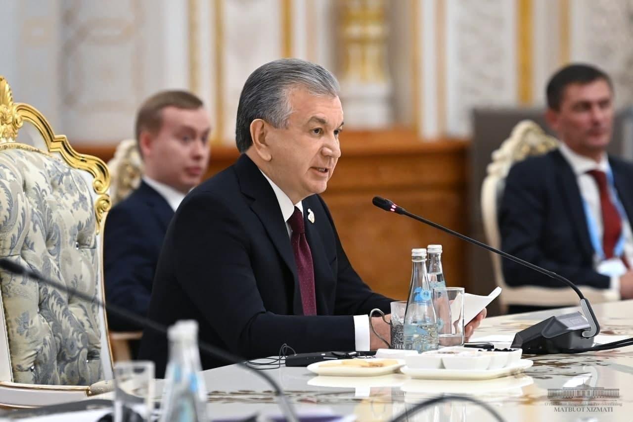 Шавкат Мирзиёев заявил о важности недопущения изоляции Афганистана и его превращения в «страну-изгоя»