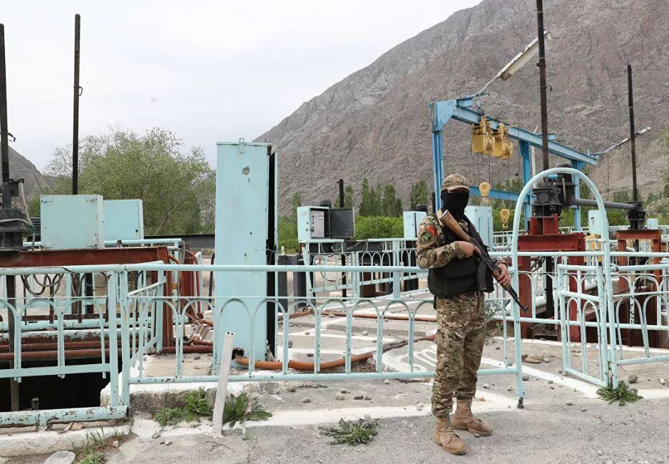 На таджикско-кыргызской границе снова произошла перестрелка