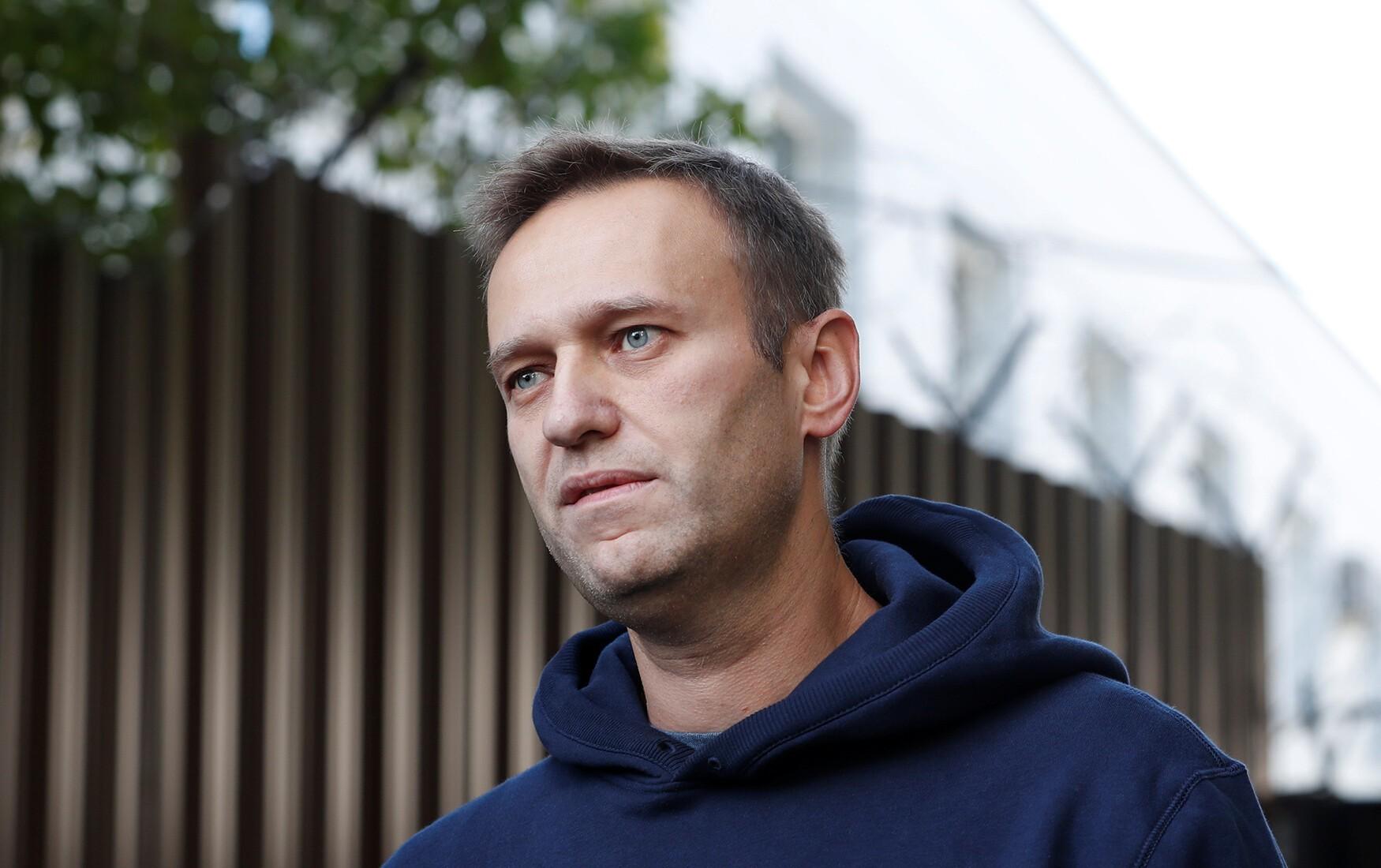 Кремль обозначил условия передачи Навального Вашингтону
