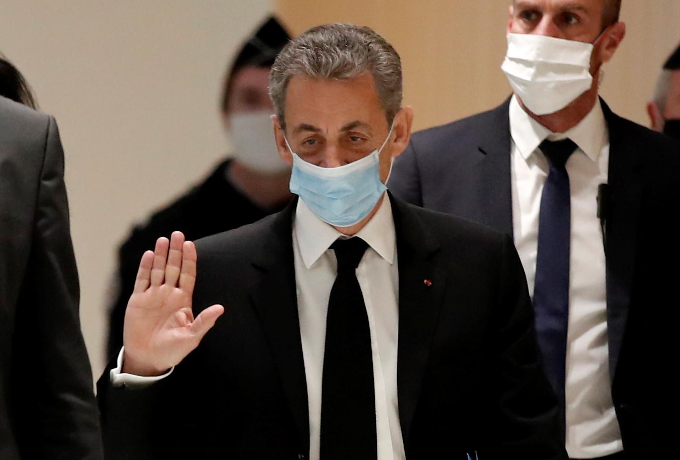 Прокуратура запросила шесть месяцев тюрьмы для Николя Саркози по делу«Bygmalion»