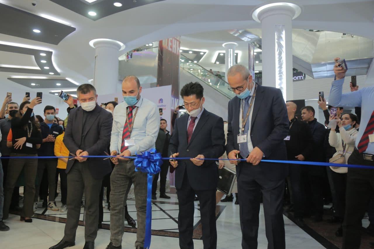 Majid Al Futtaim открыл свой первый супермаркет Carrefour Uzbekistan