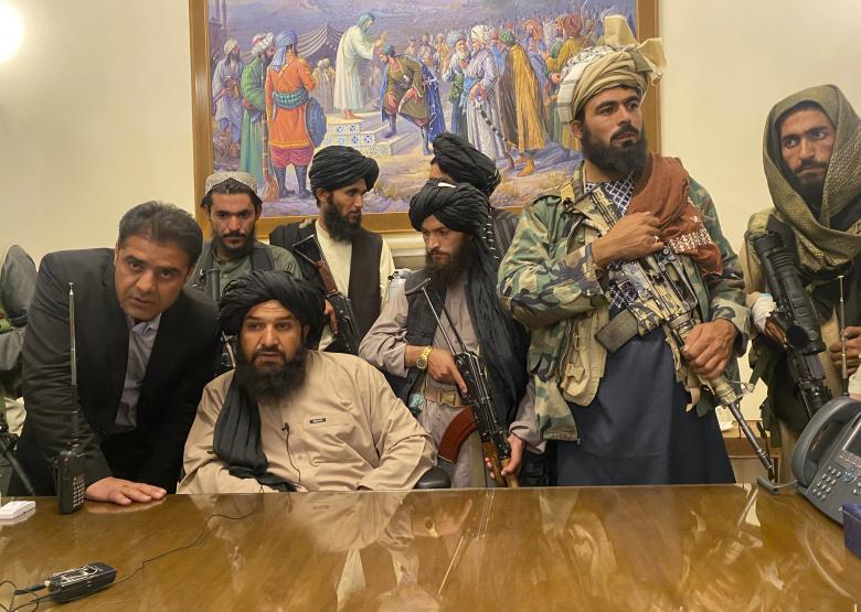 «Талибан» заявил, что на формирование постоянного правительства Афганистана может уйти несколько месяцев