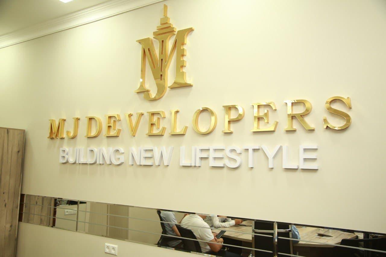«Взгляд изнутри»: как прошел пресс-тур в центре строительства Minerva City и Lake House от MJ Developers — фото