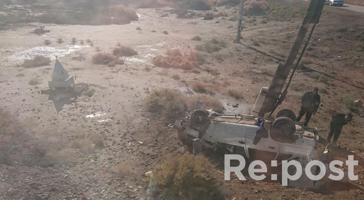 Видео с места аварии: в Нукусе поезд протаранил Нексию - 1