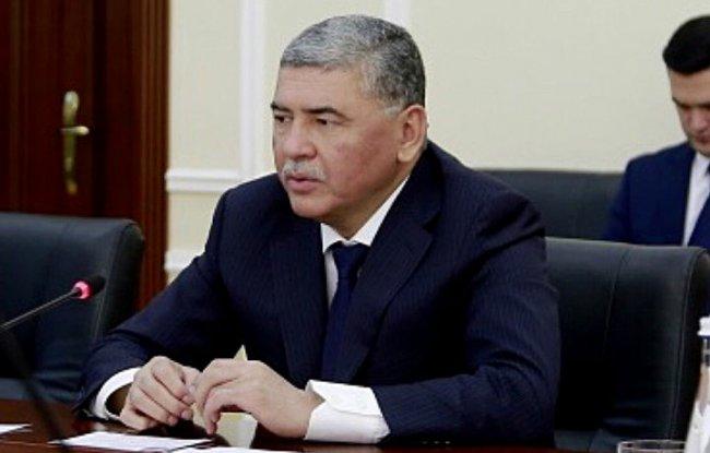 Суд огласил приговор бывшему председателю СГБ Ихтиёру Абдуллаеву